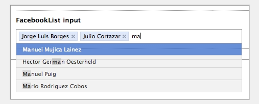 facebook-autocomplete