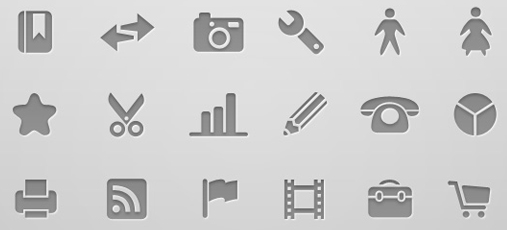 iphone-style-icons