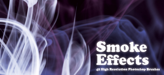 Photoshop - Smoke Brushes (abr)