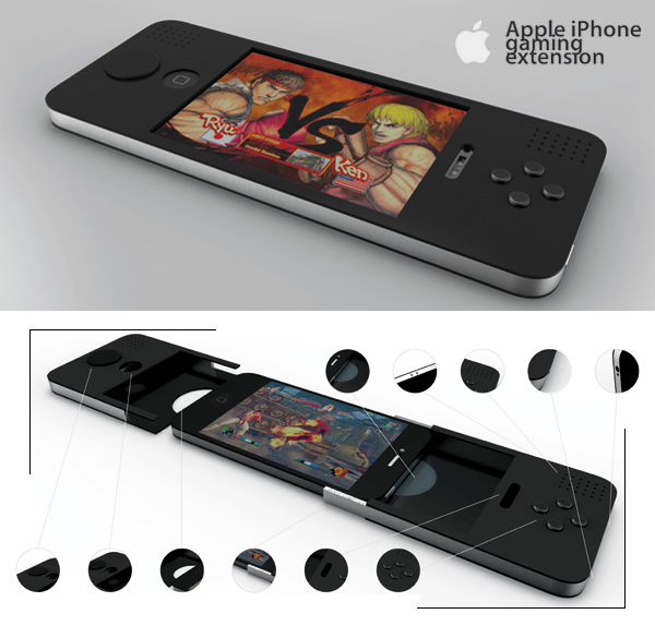 iphone-gaming-console-extension