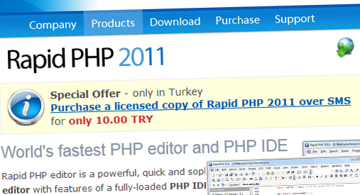 rapid-php-editor-turkey