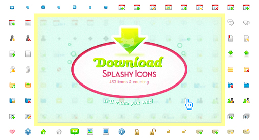 splashy-icons-library