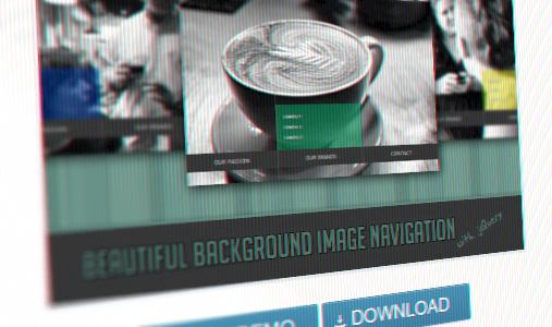 jquery-background-navigation