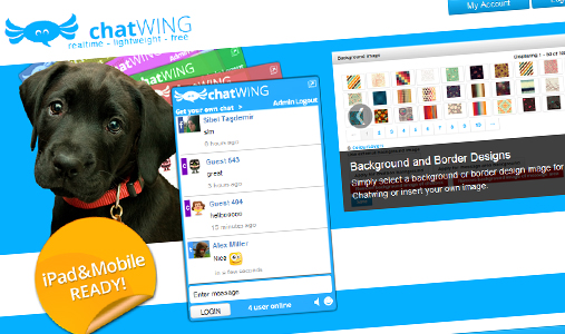 chatwing-shoutbox