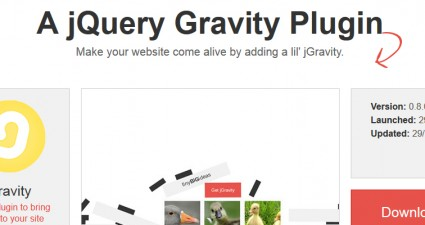 jquery-jgravity-plugin