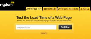 pingdom-tools-website-speed-test
