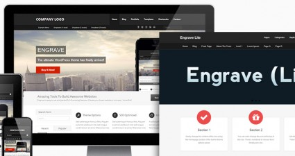 engrave-free-wordpress-theme
