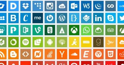 simple-flat-icons