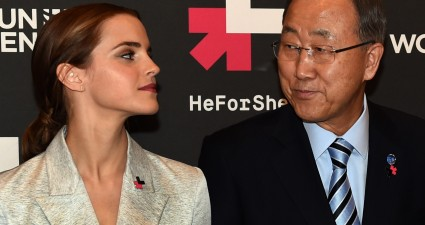 UN-UNITED NATIONS -EMMA WATSON