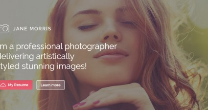 free-wordpress-photographer-theme